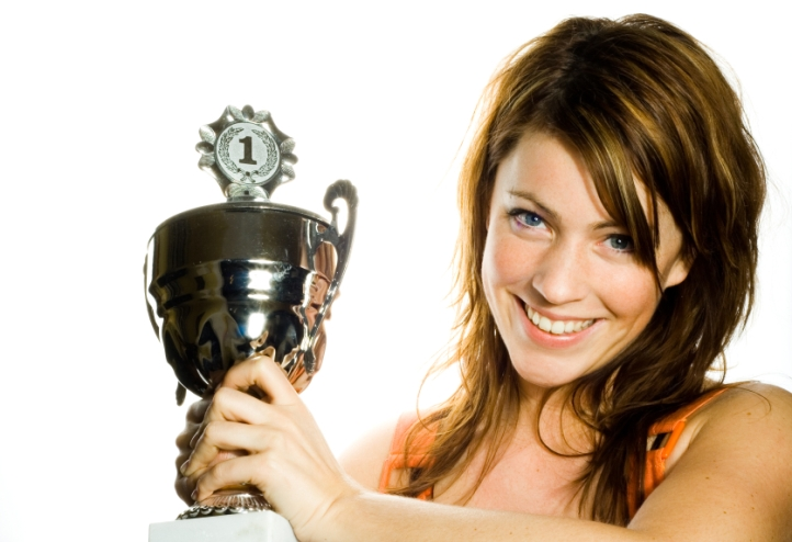 womantrophy