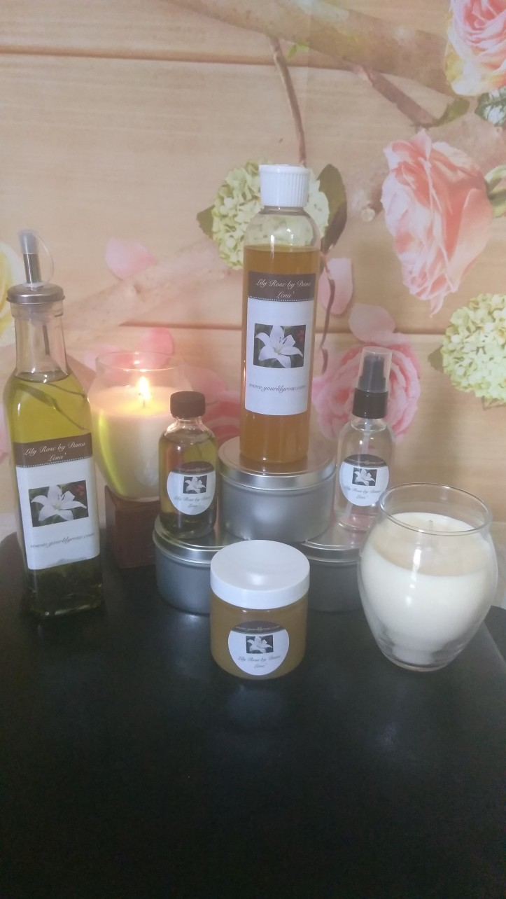 lily rose product pic